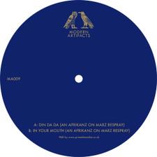 """Afrikanz On Marz - Din Da Da - 12"""" Vinyl"""