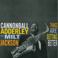 Cannonball Adderley - Things Are Getting Better - LP Vinyl