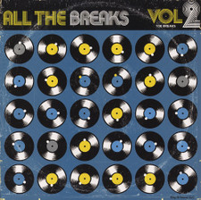 Various Artists - All The Breaks Vol. 2 - LP Vinyl