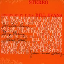Bill Evans - Everybody Digs Bill Evans - LP Vinyl
