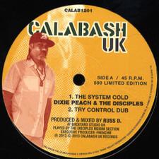 "Dixie Peach - The System Cold - 12"" Vinyl"