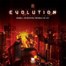 "Various Artists - Evolution Ep Series 2 - 2x 12"" Vinyl"