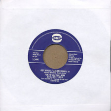 "Pucho & the Latin Soul Brothers - Got Myself a Good Man - 7"" Vinyl"