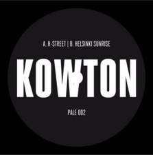 "Kowton - H Street - 12"" Vinyl"