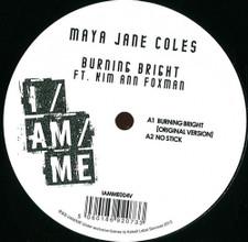 """Maya Jane Coles - Burning Bright - 12"""" Vinyl"""
