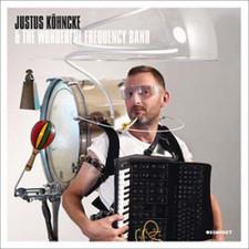 Justus Kohncke - The Wonderful Frequency Band - 2x LP Vinyl+CD