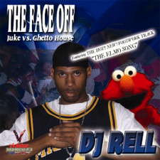 Dj Rell - The Face Off - CD