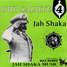 Jah Shaka - Dub Salute 4 - LP Vinyl