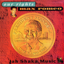 Max Romeo - Our Rights - LP Vinyl