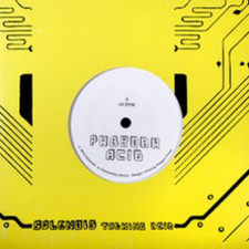 "Solenoid - Talking Acid - 7"" Vinyl"