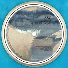 """ASC - Droids / Never Enough - 12"""" Vinyl"""