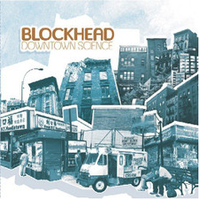 Blockhead - Downtown Science - 2x LP Vinyl