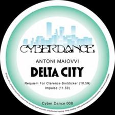 "Antoni Maiovvi - Delta City - 12"" Vinyl"