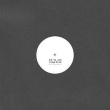 "Batillus - Concrete (Andy Stott Remix) - 12"" Vinyl"