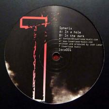 "Spherix - In A Hole - 12"" Vinyl"