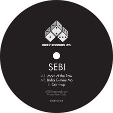 "Sebi - More Of The Raw - 12"" Vinyl"