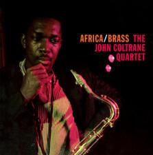 John Coltrane Quartet - Africa / Brass - LP Vinyl