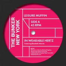 "Leisure Muffin - The Bunker New York 001 - 12"" Vinyl"