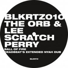 "The Orb & Lee Scratch Perry - The Deadbeat Remixes - 12"" Vinyl"