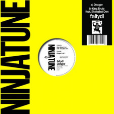 """FaltyDL - Danger - 10"""" Vinyl"""