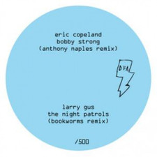 "Eric Copeland / Larry Gus - Bobby Strong / The Night Patrols  - 12"" Vinyl"