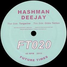 """Hashman Deejay - Tangerine - 12"""" Vinyl"""