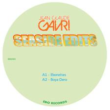 "Jean Claude Gavri - Seaside Edits - 12"" Vinyl"