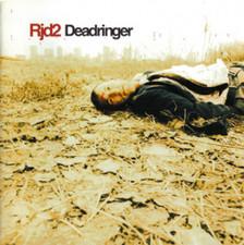 RJD2 - Deadringer - 2x LP Vinyl