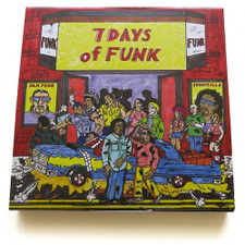 "7 Days Of Funk - 7 Days Of Funk - 8x 7"" Vinyl Box Set"