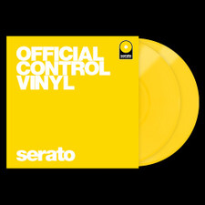 Serato Performance Series - Control Vinyl Yellow 2014 - 2x LP Vinyl