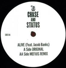 "Chase & Status - Alive - 12"" Vinyl"