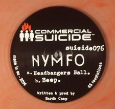 "Nymfo - Headbangers Ball - 12"" Vinyl"