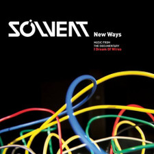Solvent - New Ways - LP Vinyl+7""