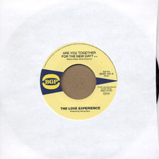 """Love Experience - Are You Together - 7"""" Vinyl"""