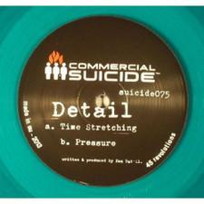 "Detail - Time Stretching - 12"" Vinyl"