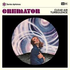 Cremator - Clear Air Turbulence - LP Vinyl+CD