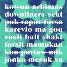 "Downliners Sekt - Balt Shakt - 12"" Vinyl"
