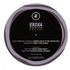 """Erika - RMXD 2.0 - 12"""" Vinyl"""