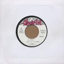"Carlton Jackson - History - 7"" Vinyl"