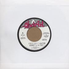"Bunny & Ricky - Freedom Fighter - 7"" Vinyl"