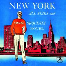 New York Allstars & Orquesta Novel - Do the Boogaloo - LP Vinyl