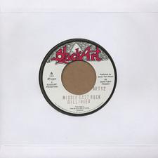 """Dillinger - Middle East Rock - 7"""" Vinyl"""