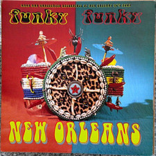 Various Artists - Funky New Orleans - LP Vinyl
