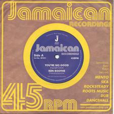 """Ken Boothe - You're No Good - 7"""" Vinyl"""