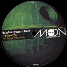 "Babylon System vs Truth - Babylon War - 12"" Vinyl"