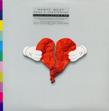 Kanye West - 808s & Heartbreak - 2x LP Vinyl +CD