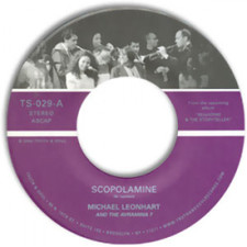 "Michael Leonhart & The Avramina 7 - Scopolamine / Gold Fever - 7"" Vinyl"