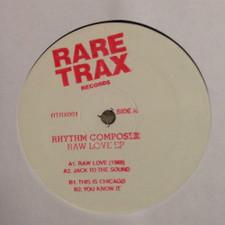 """Rhythm Composer - Raw Love - 12"""" Vinyl"""