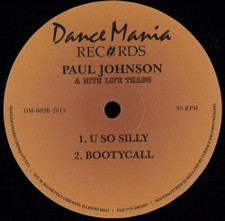 "Paul Johnson - A Nite Life Thang - 12"" Vinyl"