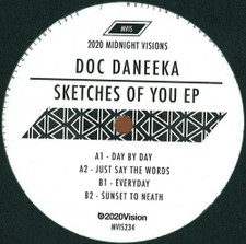"Doc Daneeka - Sketches Of You - 12"" Vinyl"